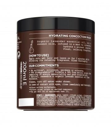Masca hidratanta Botanicals Fresh Care cu ulei de lavanda pentru par fin, sensibilizat 200 ml