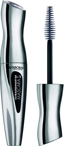 Poze Mascara Deborah 5 In 1 Extraordinary Mascara, 12 ml