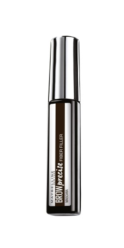 Poze Mascara pentru sprancene Maybelline New York Brow Precise Fiber Filler 06 Deep Brown - 6 ml