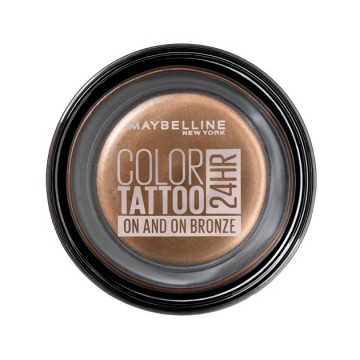 Maybelline New York Fard de pleoape rezistent la apa Color Tattoo 24H 35 On and on bronze 4g