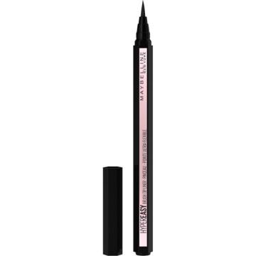 Maybelline New York Tus lichid cu aplicator pensula Hyper Easy, 0.6g