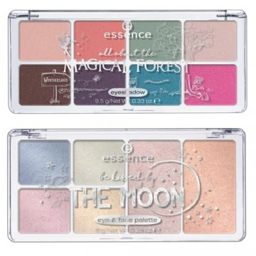 Poze Paleta essence be kissed by the moon eye & face palette 03