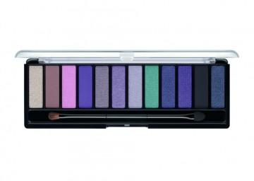 Paleta farduri de ochi Rimmel MagnifEyes Palette Electric Violet Edition 008