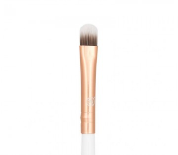 Poze Pensula Boozy Cosmetics Rose Gold BoozyBrush 5050 Precision Shader
