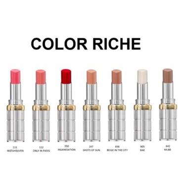 Ruj L'Oreal Paris Color Riche Shine Ruj stralucitor - 3.5g, 905 BAE