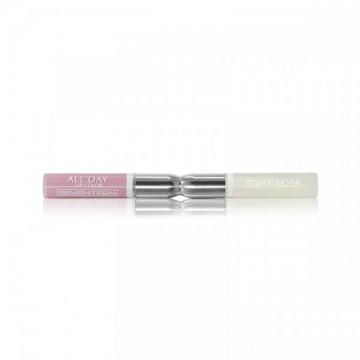 Poze Ruj Seventeen All Day Lip Color&Top Gloss  No 1
