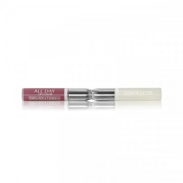 Poze Ruj Seventeen All Day Lip Color&Top Gloss  No 6