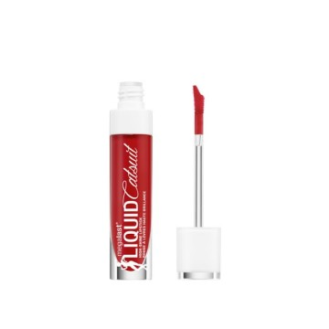 Poze Ruj Wet n Wild MegaLast Liquid Catsuit High-Shine Lipstick Bad Girl's Club 5,7 gr