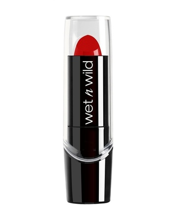 Ruj Wet n Wild Silk Finish Lipstick Hot Red, 3.6 g
