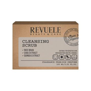 Scrub pentru fata Revuele Cleansing Scrub 100 ml