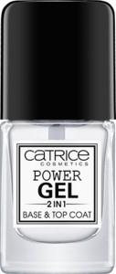 Catrice Power Gel 2in1 Base & Top Coat 10,5 ml