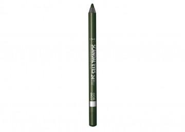 Creion contur de ochi Rimmel Scandaleyes Kohl Kajal Pencil 006 Green