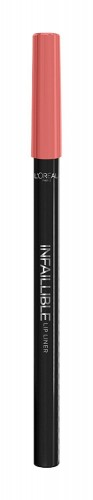 Poze Creion de buze L'Oreal Paris Infaillible Lip Liner 201 Hollywood Beige