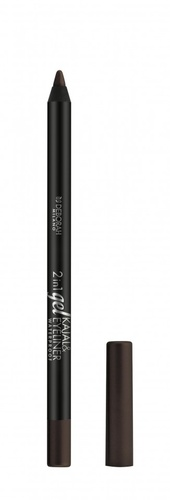 Poze Creion de ochi Deborah 2 in 1 Gel Kajal&Eyeliner Pencil 5 Brown,