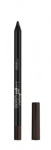 Creion de ochi Deborah 2 in 1 Gel Kajal&Eyeliner Pencil 5 Brown,
