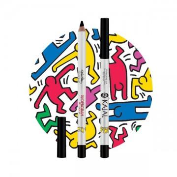 Poze Creion de Ochi Deborah Kajal Eyepencil Keith Haring