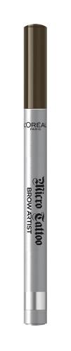 Poze Creion de sprancene cu varf tip carioca L'Oreal Paris Brow Artist Micro Tattoo 108 Warm - 5g