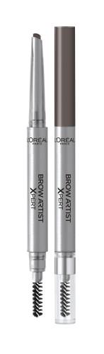 Poze Creion sprancene L'Oreal Paris Brow Artist X-Pert 108 Warm Brunette - 0.2g