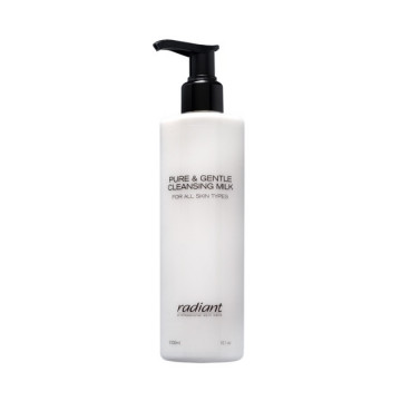 Demachiant Radiant PURE & GENTLE CLEANSING MILK (ALL SKIN TYPES) 300 ML