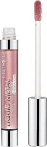 Poze Fard de ochi Catrice Liquid Metal Longlasting Cream Eyeshadow 030 Daily Dose of Rose