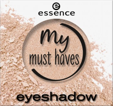 Poze Fard de ochi Essence My Must Haves eyeshadow 01