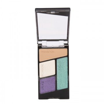 Poze Fard de ochi Wet n Wild  Color Icon Eyeshadow Quad Hasta La Costa Baby