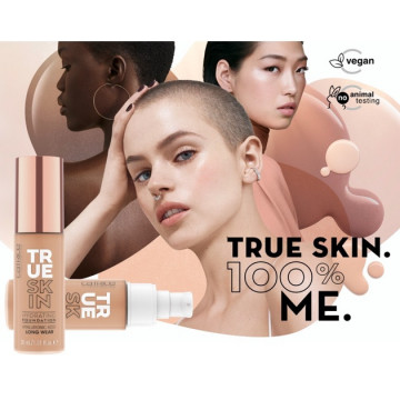 Fond de ten Catrice True Skin Hydrating Foundation 004