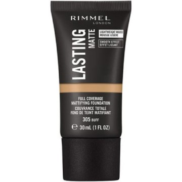 Fond de ten Rimmel LASTING MATTE foundation - 305 Buff