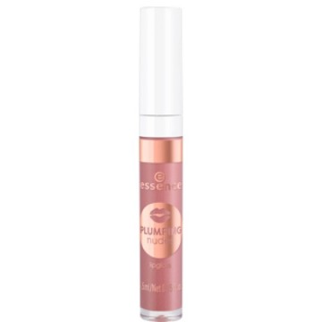 Gloss Essence PLUMPING NUDES LIPGLOSS 03 she's so extra