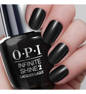 Poze Lac de unghii OPI INFINITE SHINE - We're In The Black