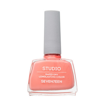 Lac de unghii Seventeen STUDIO RAPID DRY LASTING COLOR No 70 Light Orange