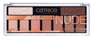 Paleta farduri de ochi Catrice The Fresh Nude Collection Eyeshadow Palette 010