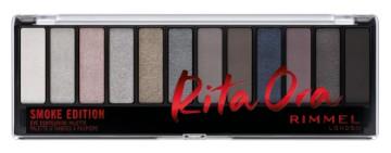 Paleta Rimmel Smoke Edition By Rita Ora Editie Limitata