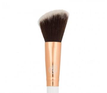 Poze Pensula Boozy Cosmetics Rose Gold BoozyBrush 2700 Angled Blush