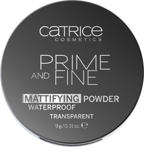Poze Pudra Catrice Prime And Fine Mattifying Powder Waterproof 010