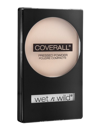 Poze Pudra compacta Wet n Wild Coverall Pressed Powder Light/Medium, 7.5 g