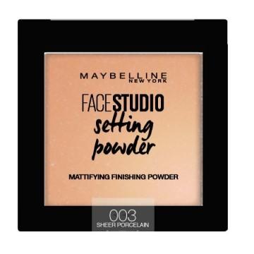 Pudra de fixare matifianta Maybelline New York Face Studio Setting Powde 006 Classic
