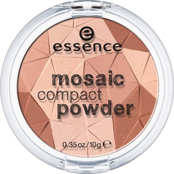 Pudra Essence Mosaic Compact 01, 10gr