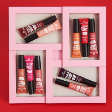 Ruj lichid mat Essence colour boost mad about matte liquid lipstick 01