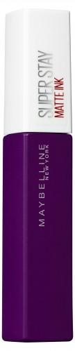 Ruj lichid mat Maybelline New York Superstay Matte Ink cu rezistenta de pana la 16H  40 Believer 5ml