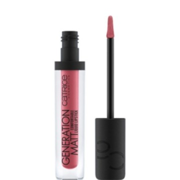 Poze Ruj mat Catrice GENERATION MATT COMFORTABLE LIQUID LIPSTICK 080 Pillow Fight