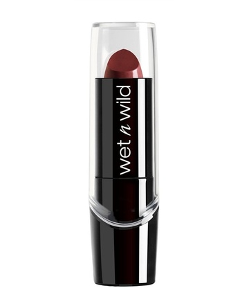 Ruj Wet n Wild Silk Finish Lipstick Dark Wine, 3.6 g