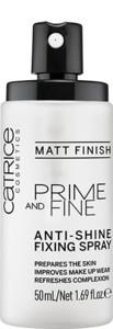 Spray pentru fixarea machiajului Catrice Prime And Fine Anti-Shine Fixing Spray 50ml