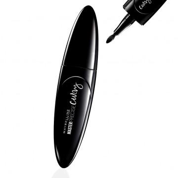 Tus lichid Maybelline New York Master Precise Curvy Black - 0.5 g