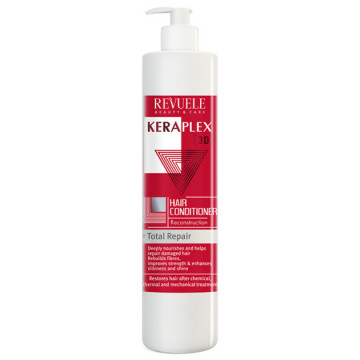 Poze Balsam pentru par Revuele Keraplex total repair hair conditioner 335 ml