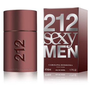 Carolina Herrera 212 Sexy Men EDT Apa de Toaleta