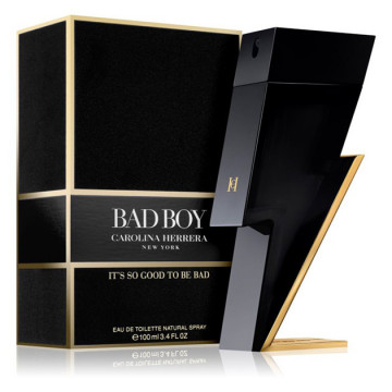 Carolina Herrera Bad Boy EDT Apa de Toaleta