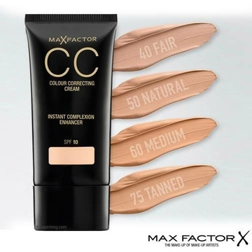 Poze CC Cream Max Factor 75 Tanned