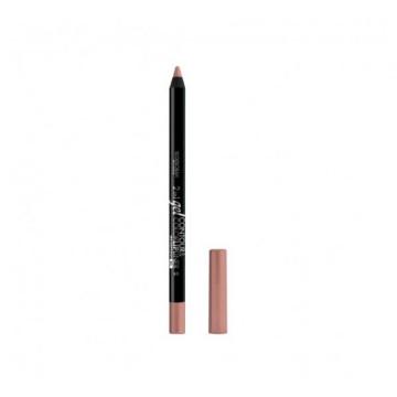 Creion de buze Deborah 2in1 Gel Contour&Color LipLiner Waterproof 01 Nude Rose