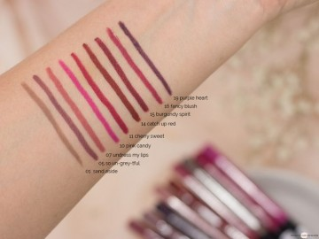 Creion de buze Essence DRAW THE LINE! INSTANT COLOUR LIPLINER 14  0,25 gr
